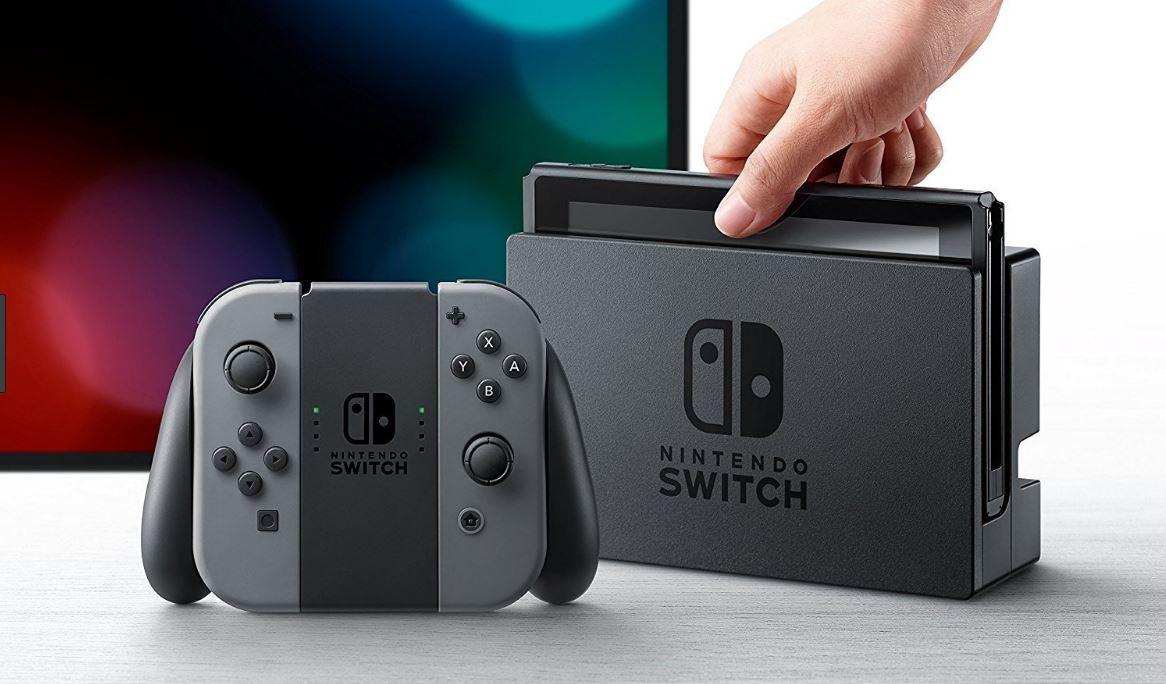 Nintendo, la switch à 1 an et 10 millions de consoles vendues en 9 mois!