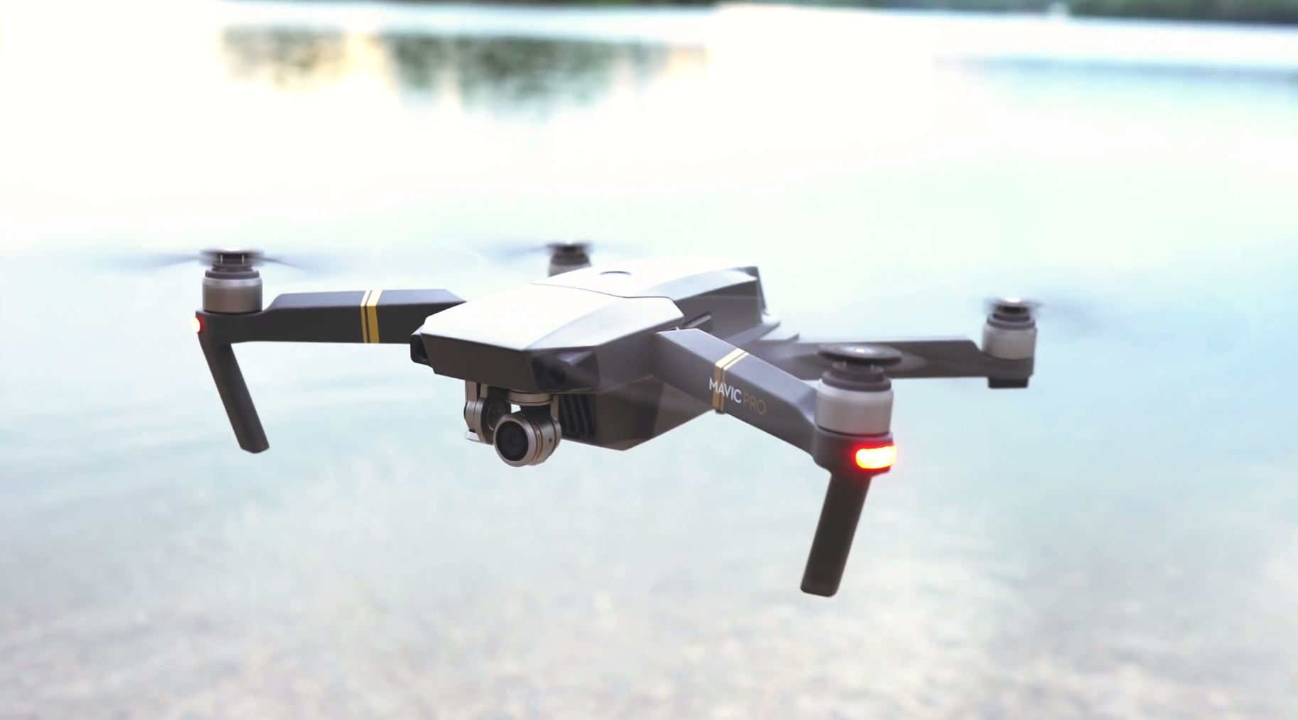 DJI Mavic Pro Mini RC Quadcopter 4K – Revue Test et Avis sur ce Drone d'exception!