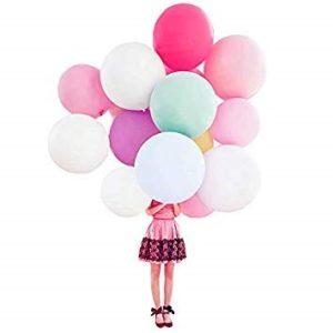 lot de 5 ballons géants 90cm
