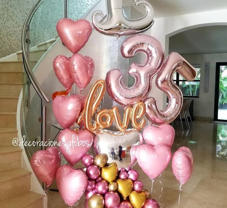 Sur Pinterest Balloon decorations