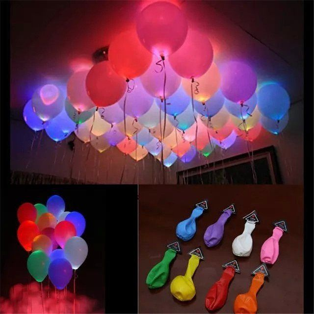 Sur Pinterest Neon Party Balloon