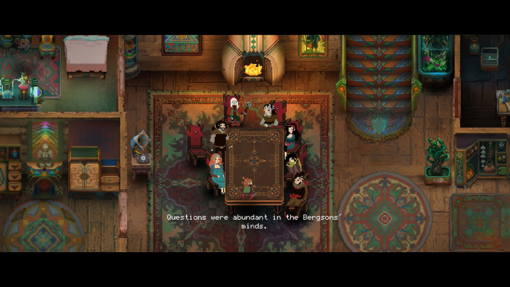 Enfants de Morta Review 4