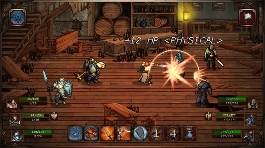 """Bataille """"class ="""" wp-image-8335 """"srcset ="""" https://accro-jeux.fr/wp-content/uploads/2019/09/1568220390_533_Sin-Slayers-Review-Jeu-de-haut-niveau.jpg 869w, https: // vkehe45v84w20n29m1w63 .netdna-ssl.com / wp-content / uploads / 2019/09 / Battle-300x168.jpg 300w, https://vkehe45v84w20n29n1m63wok-wpengine.netdna-ssl.com/wp-content/uploads/2019/09/Battle- 768x431.jpg 768w, https://vkehe45v84w20n29n1m63wok-wpengine.netdna-ssl.com/wp-content/uploads/2019/09/Battle-610x343.jpg 610w """"tailles ="""" (largeur maximale: 869px) 100vw, 869px """" /></figure></noscript> </div> <p>Vous gagnez en rage lorsque vous vous engagez dans un combat et cela reste une ressource limitée tout au long de la bataille. Utilisez-le, et vous devrez accumuler plus. Cela signifie que vous devez définir votre stratégie d'utilisation de Rage, sinon vous n'aurez accès qu'à des attaques plus faibles – une erreur mortelle qui m'a coûté plusieurs batailles au début de mon parcours.</p> <p>Heureusement, Sin Slayers présente des informations de plus en plus détaillées sur l'environnement pendant que vous jouez, ce qui permet de maîtriser la difficulté. Prenez le bestiaire, par exemple. Accessible à partir du menu du jeu, vous trouverez ici des détails intimes sur les différentes statistiques et faiblesses de tous les ennemis effrayants que vous avez rencontrés, des humains possédés aux fantômes sataniques désireux d'envelopper votre âme.</p> <h2><span class="""