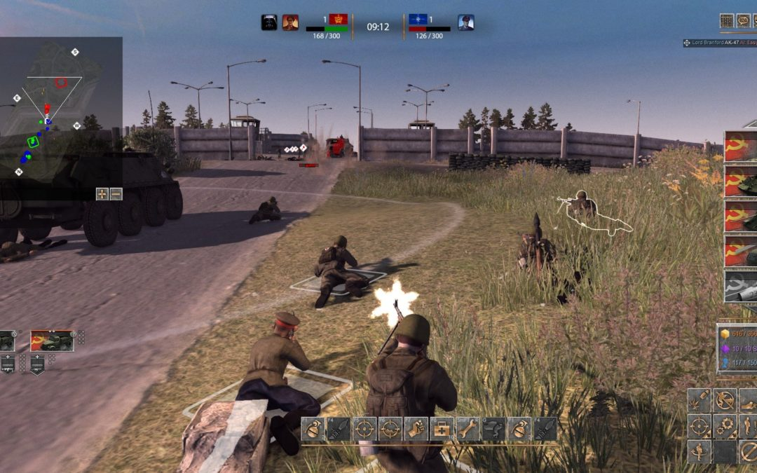 Men of War: Assault Squad 2 - Revue de la guerre froide