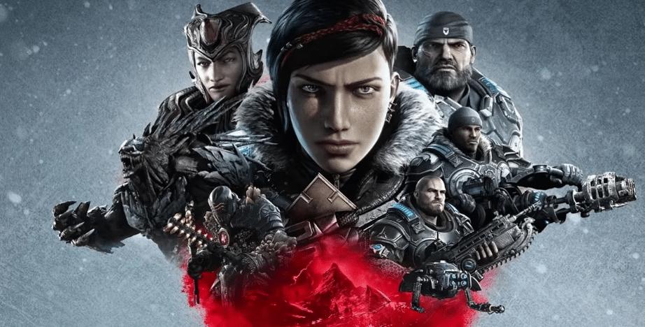Ninja Streams Premier aperçu de la campagne Gears 5 exclusivement sur Mixer