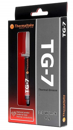 Thermaltake TG-7 Extreme Performance CPU GPU Dissipateur thermique Graisse thermique