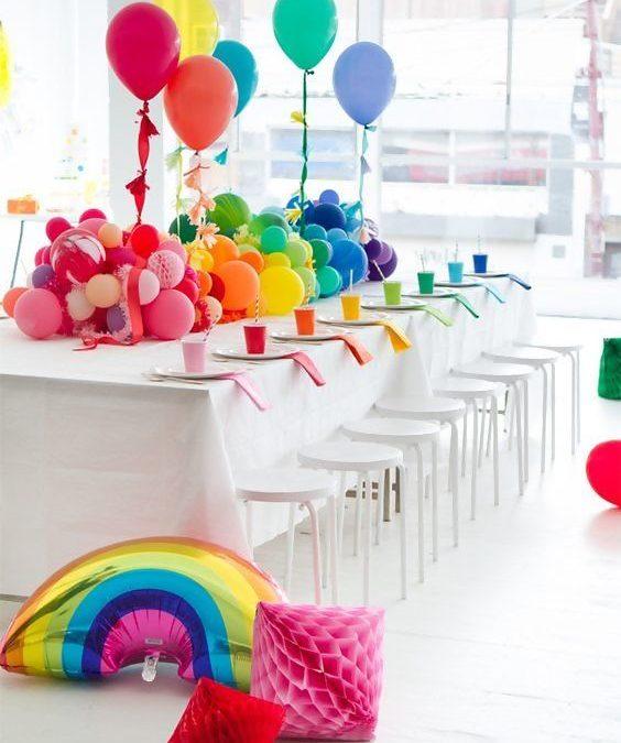 Sur Pinterest Balloon Table Runner