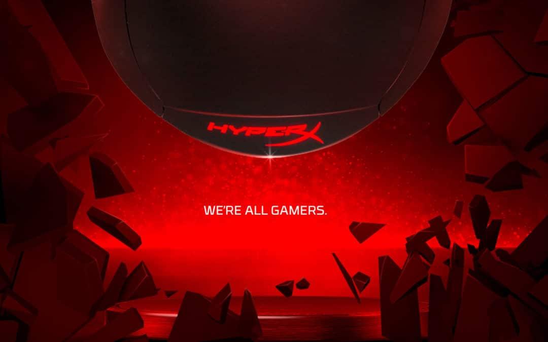 HyperX franchit une étape décisive: 10 millions de casques de jeu livrés