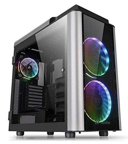 """Etui de jeu modulaire CA-1K9-00F1WN-01 Thermaltake de niveau 20 GT RGB Plus E-ATX Slot d'extension de tour tour complet, CA """"1 ="""" 335 """"width ="""" 332 """"height ="""" 375"""