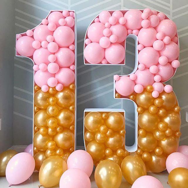 Sur Pinterest 45 Awesome DIY Balloon Decor Ideas