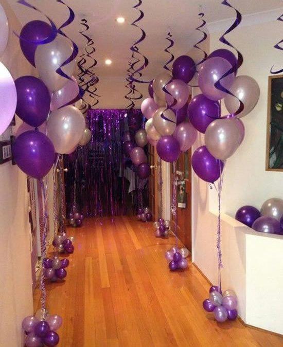 Sur Pinterest Ballondekoration für den Vatertag – diy-projekte – #Ballondekoration