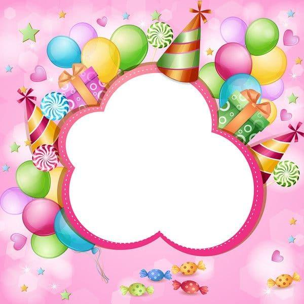 Sur Pinterest pour anniversaire,ballons,etiquettes